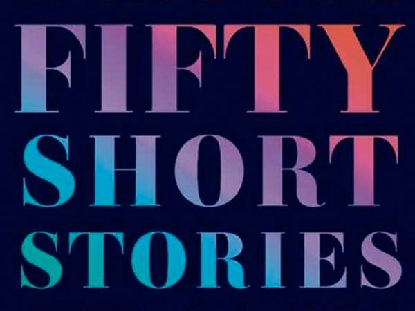 """""""Ecstatic Cahoots: Fifty Short Stories"""" by Stuart Dybek. From the book jacket"""