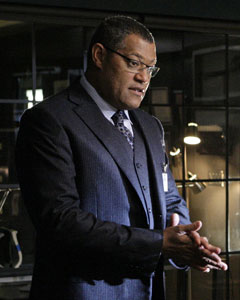 Laurence Fishburne.