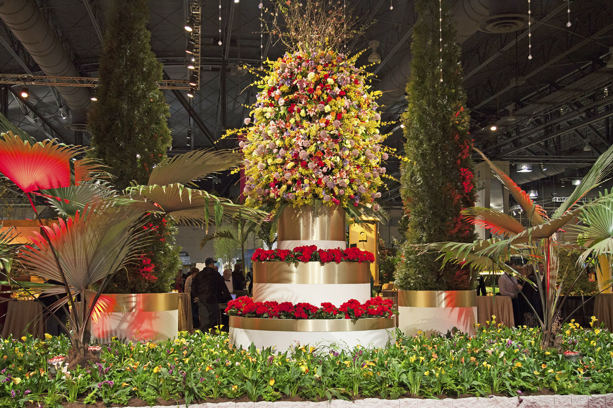 The ultimate guide to the 2016 Philadelphia Flower Show