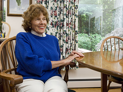 "From first home game to last, Sue Paterno, wife of Penn State's coach, cooks and serves guests at their State College home. Saturday, after the Temple game, she'll entertain 60, doing it all without catering help ""to make it more personal."""