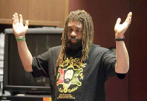 Ed Forchion AKA NJ Weedman