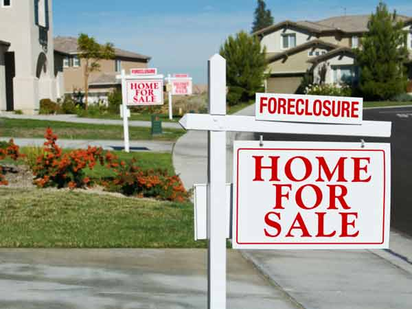 A reader asks who gets the money in a home that was bought in a foreclosure.