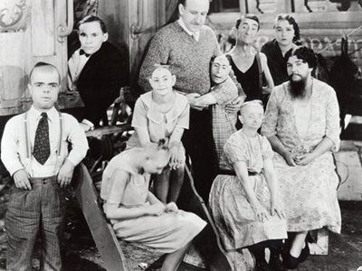 "The ""Freaks"" of Tod Browning´s 1932 film made ""normals"" look aberrant."