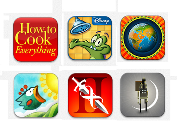 For the fifth anniversary of its App Store, Apple is giving away a selection of apps and games.