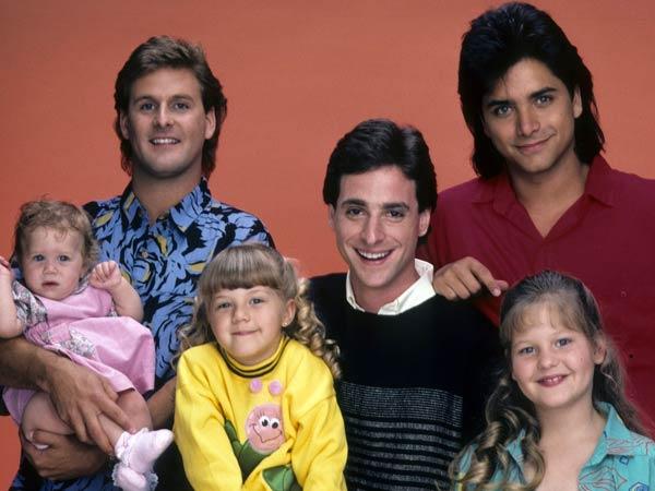 The cast of ´Full House.´ (Photo via ABC)