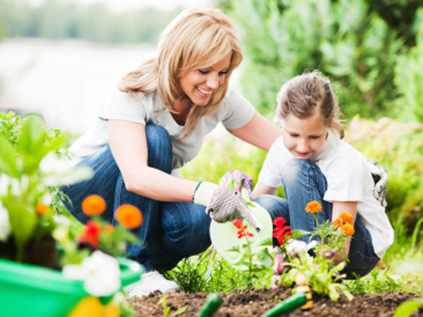 6 family activities to get your kids excited for spring for Gardening with children
