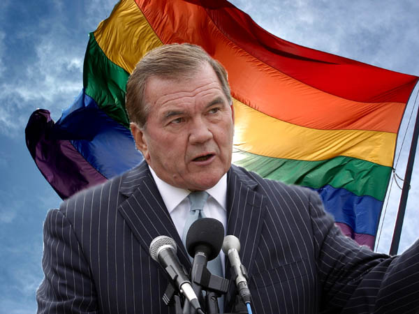 Tom Ridge has come a long way and we in the LGBT community should appreciate his evolution.