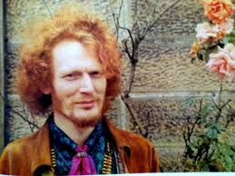 Ladies and gentlemen, the always colorful Ginger Baker