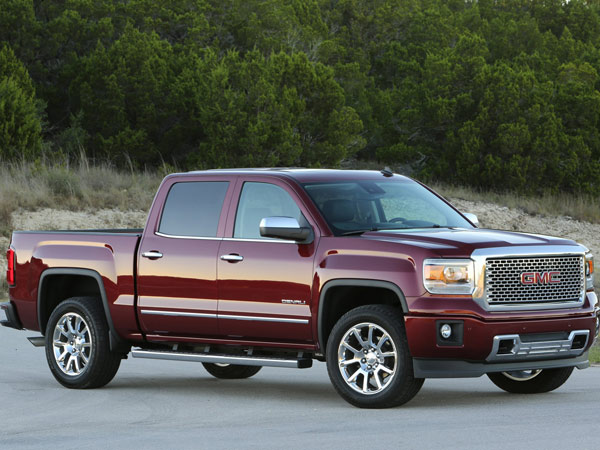 The 2014 GMC Sierra Denali is the most luxurious, lavishly equipped version of the Sierra pickup. GMC uses the Denali sub-brand to denote the top models of all its vehicles. ( GMC/MCT)