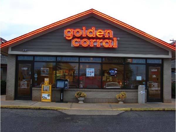 how golden corral