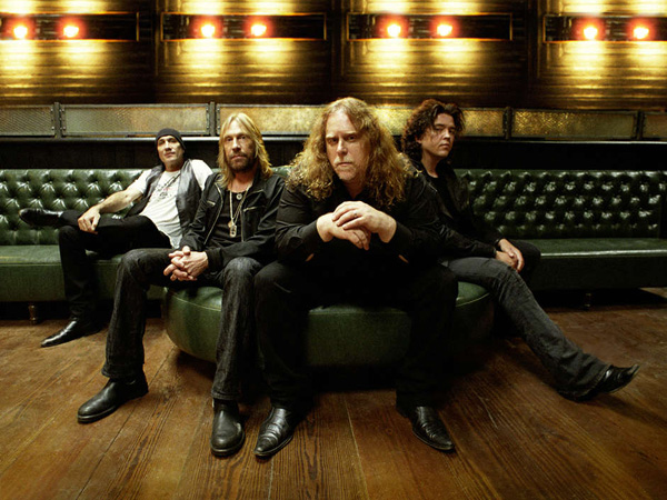 Jam band Gov't Mule plays the Tower Theater for two nights, December 28 and 29th, 2012. (Photo by Danny Clinch)<br />