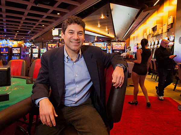 A Talk With Gregory Carlin Of SugarHouse Casino