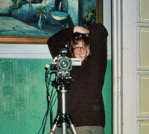 Ready for your closeup? Gretjen Clausing and PhillyCAM have a new studio for community TV.