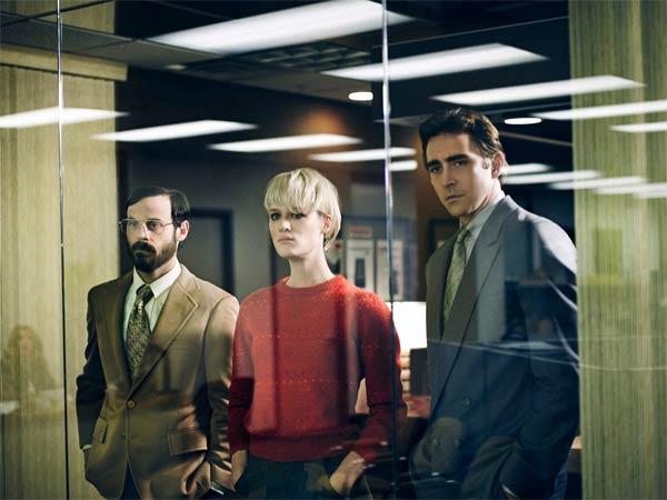 ´Halt and Catch Fire,´ renewed for a second season on AMC. (Photo via AMC)