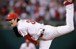 The Inquirer's Countdown to Opening Day continues with a look at Phillies pitcher Cole Hamels.