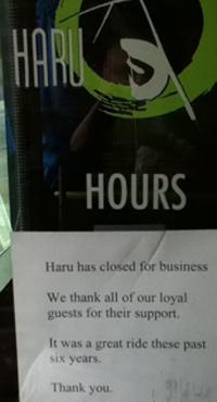 Farewell, Haru.