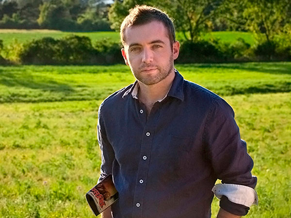 """This undated file photo provided by Blue Rider Press/Penguin shows award-winning journalist and war correspondent Michael Hastings. A Los Angeles County coroner's autopsy report released Tuesday, Aug. 20, 2013, says the 33-year-old Hastings died instantly of """"massive blunt force trauma.""""  The autopsy found traces of amphetamine and marijuana in his body but concluded that it was an unlikely contributor to his death in a fiery single-car crash, June 18 in Los Angeles. (AP Photo/Blue Rider Press/Penguin, File)"""