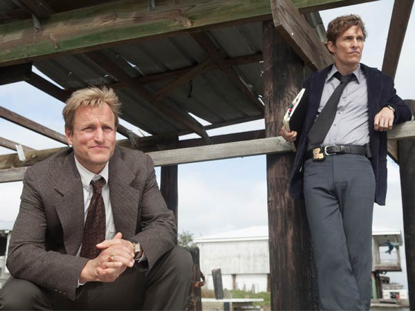 McConaughey and Harrelson see more than they´d like to in ´True Detective´