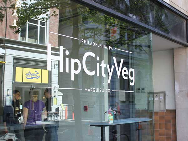 HipCityVeg on 18th St.