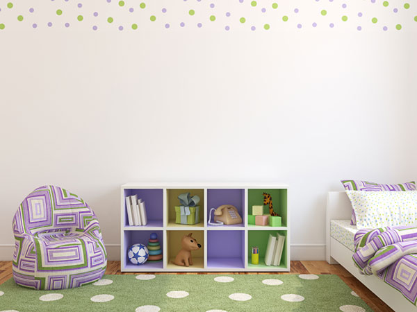 Redo toddler´s room to get him out of your bed. (iStockphoto)