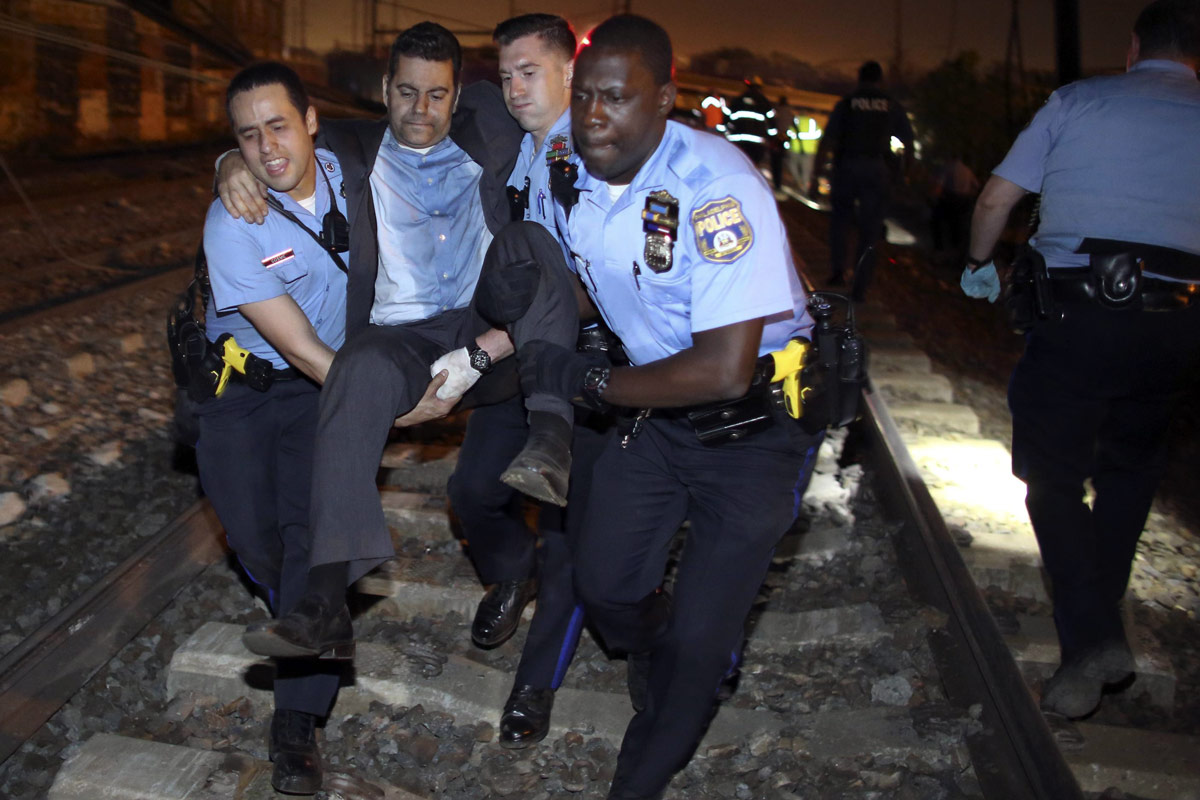 After Amtrak Chaos New Limits Coming On Police Scoop And Run Philly Department Wiring Diagram