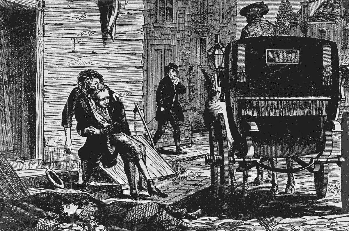 Zika mosquito carries memories of Phila.'s 1793 yellow fever