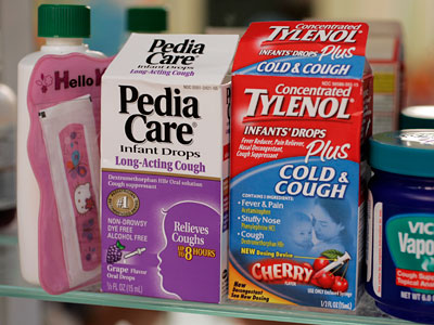Many toddlers wind up in the ER after eating or drinking prescription or over-the-counter medicines. (AP Photo/Paul Sakuma, file)