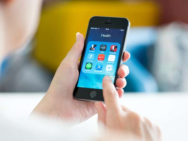 Health apps handing out rewards?