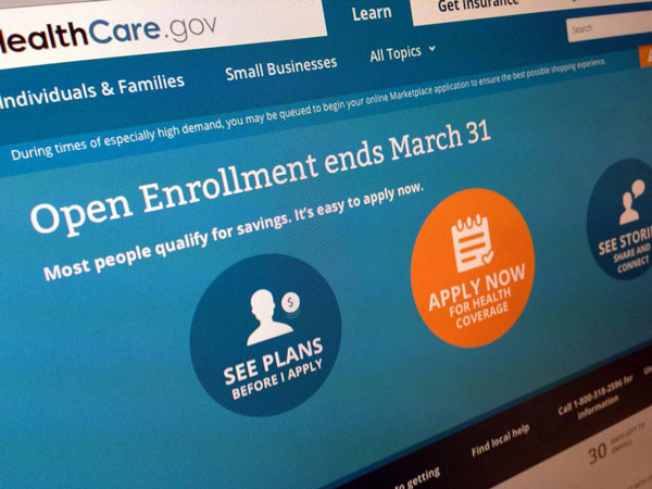 More than 5 million people have now signed up for health insurance on marketplaces created by the Affordable Care Act.