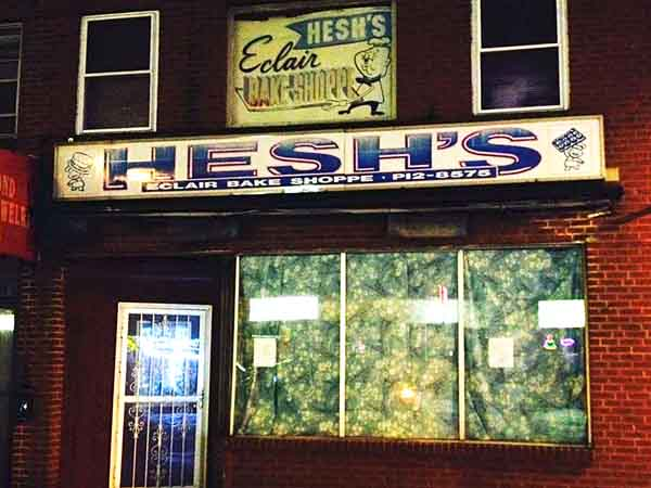 Hesh´s Bakery opened at 7721 Castor Ave. in 1959.