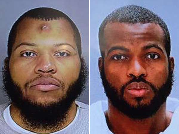 Carlton Hipps, 29, (left) and his brother Ramone Williams, 24, - hipps-williams-600