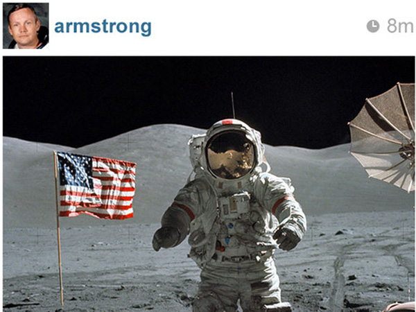 """...one small step for #mankind"""