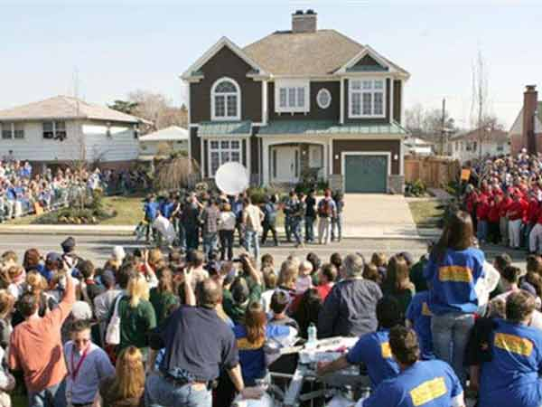 pictures of extreme home makeover - home pictures