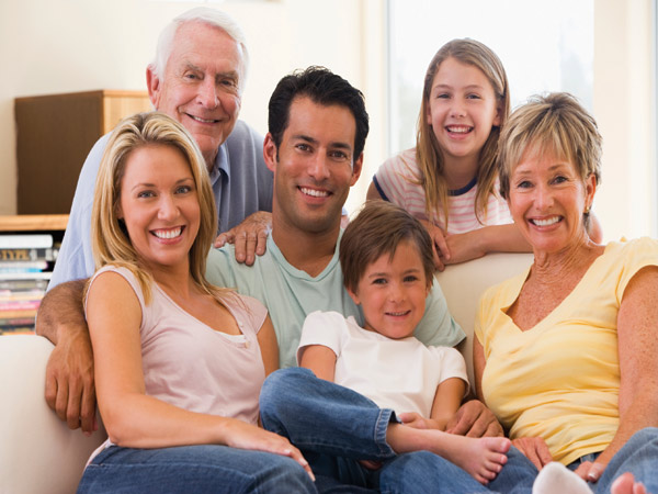 Multigenerational living is an emerging trend, with no signs of slowing.