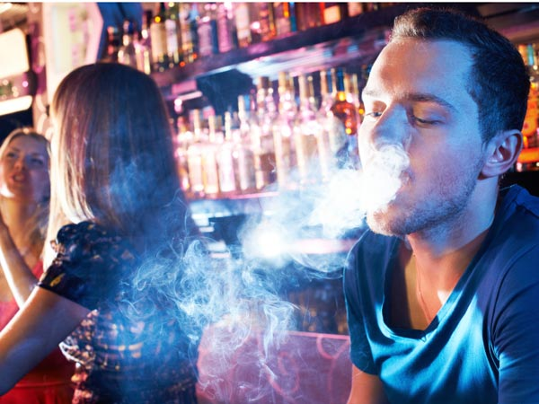 Hookah smoking can be just as dangerous as cigarettes.