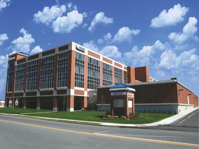 Kennedy University Hospital - Stratford.