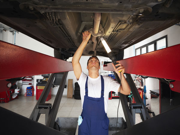Your mechanic might just need to expect your car again.