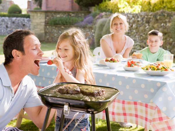 Blending their families will be difficult if his ex-wife is living in the house with them. (iStock photo)