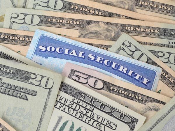 Social Security´s retirement program is fully funded for the next 19 years. It has $2.8 trillion in reserves, and that figure will rise to $2.9 trillion in 2019, when the surplus funds will begin depleting rapidly as baby boomer retirements accelerate.