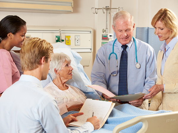 When it comes to choosing a provider, it is essential for patients to find a provider who will function with them as a team.