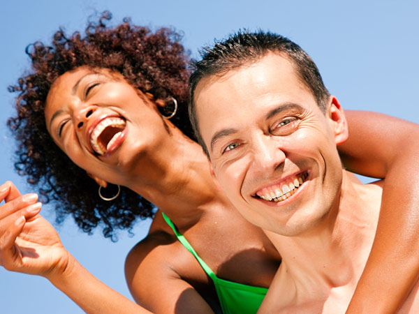 flyers or pictures on interracial dating