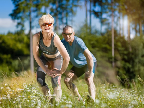 Getting in shape at 55 is doable, just follow this advice. (istockphoto.com)