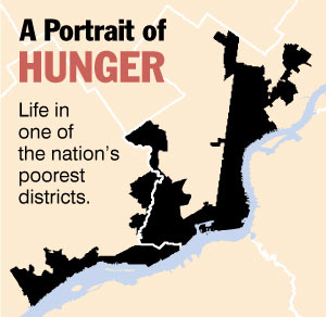 Hunger In The First