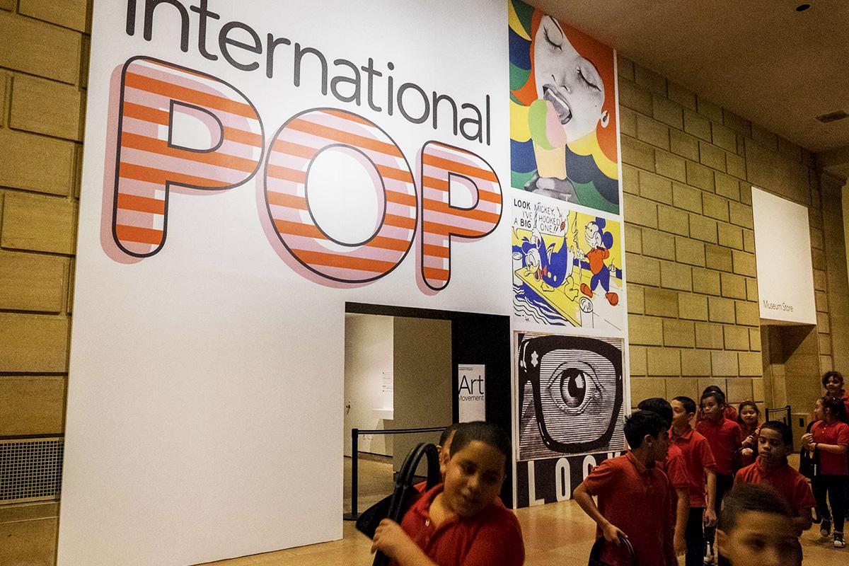 Pow! The Art Museum goes Pop!