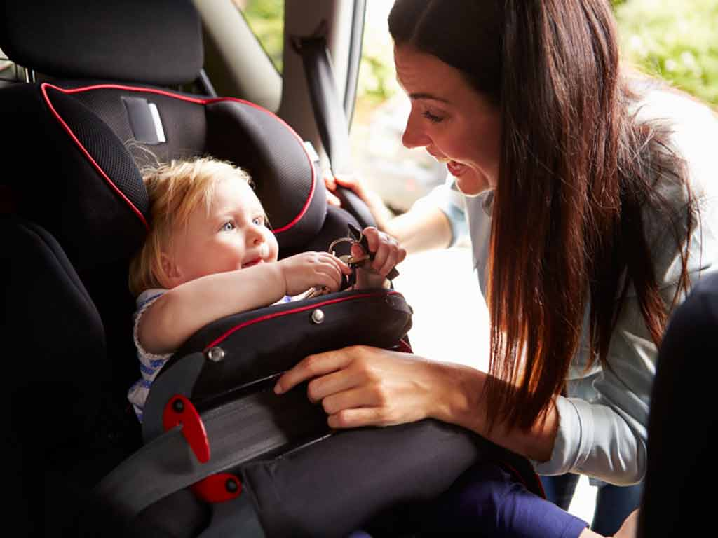 Do you know the best practice for car and booster seats for older ...