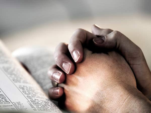 Pray - Magazine cover