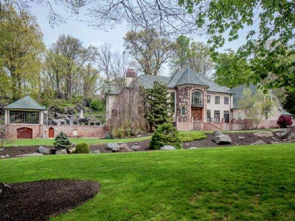 Allen Iverson's former Villanova estate is back on the market for $2.75 million.