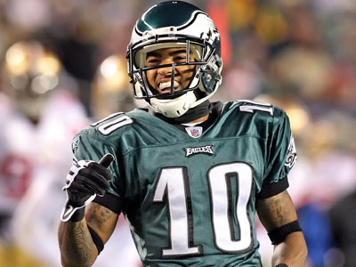 DeSean Jackson is one of nine Eagles that will be playing in Sunday´s Pro Bowl game. (Steven M. Falk / Staff Photographer)