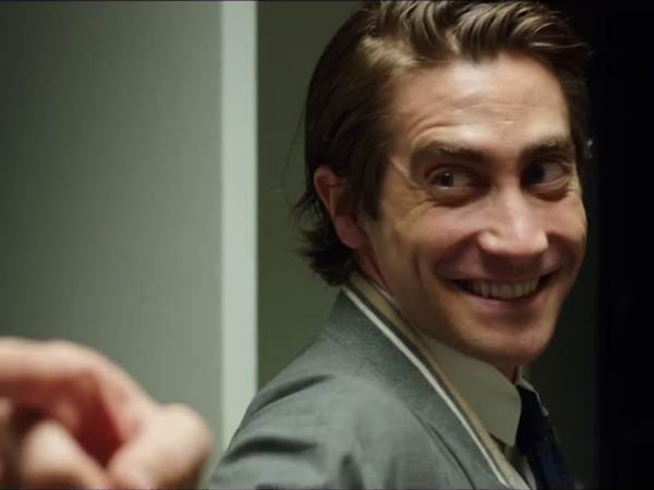 Jake Gyllenhaal in ´Nightcrawler.´ (Photo via YouTube)