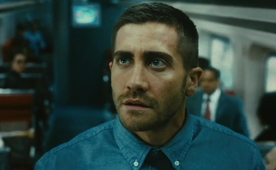 Jake Gyllenhaal gives a Cagey performance in ´Source Code´.